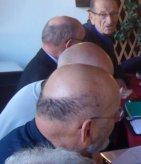 ... Concentrés au point de se faire des cheveux??